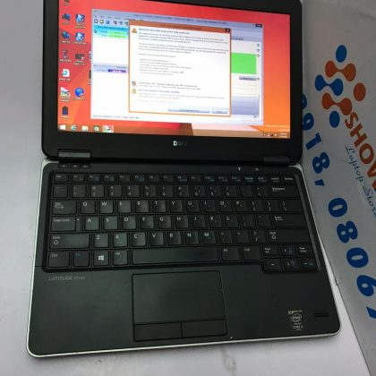 Dell Latitude E7240 Intel Core i5 with 4GB Ram and 128gb ssd